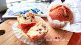 美式藍莓馬芬 超鬆軟 超簡易 什麼是美式做法?
