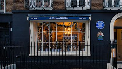 How a little Mayfair bookshop inspired Nancy Mitford's The Pursuit of Love