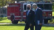 President Joe Biden pitching legislative agenda at town hall