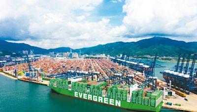 貨櫃三雄明年拚賺五股本 法人估獲利優於今年