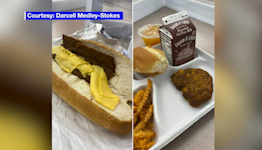 Stomach-turning lunch meals cause outrage at NJ high school
