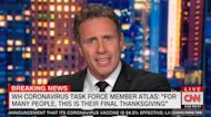 Chris Cuomo to Trump COVID adviser Dr. Atlas: 'Do your job or get the hell out'