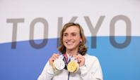 Why 2021 Katie Ledecky, despite fewer golds, is the best Katie Ledecky yet