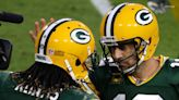 Rodgers Has Thrived, Not Just Survived, Without Adams