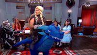 Jordin Sparks talks 'Waitress' and motherhood