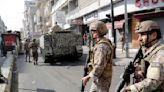 Lebanese army arrests nine after violence rocks Beirut