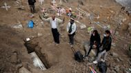 Peru's COVID crisis: 'Almost all Peruvians know someone who died'