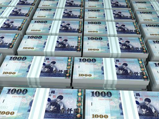出口旺,9 月外匯存款餘額首破 7 兆寫歷史新高
