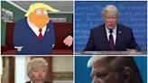 The actors who have played Trump on screen: From Alec Baldwin to Brendan Gleeson