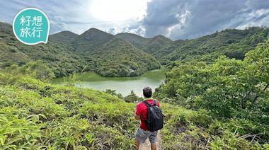 行山路線|古洞水塘尋香港心形湖 一小時輕鬆易行 親子郊遊首選 | 蘋果日報