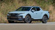 2022 Hyundai Santa Cruz: Pint-size pickup