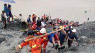 Landslide at Myanmar Jade Mine Kills More Than 160 People