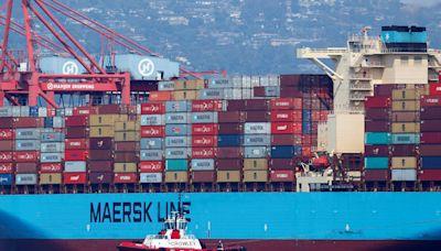 海運價連二跌!貨櫃三雄股價下探五個月低點
