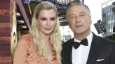 Alec Baldwin's daughter Ireland shares supportive message to dad after 'Rust' shooting