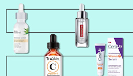 These $20-and-Under Vitamin C and Hyaluronic Acid Serums Are Taking Years Off Reviewers' Faces