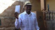 Guinée-Bissau : Domingos Simões Pereira, candidat du PAIGC s'exprime sur France 24