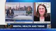 Teen Mental Health: Kaiser Dr. Kathryn Erickson-Ridout On The Danger Signs Of Teenage Mental Health Crisis