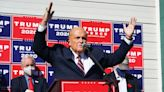 Rudy Giuliani joins Trump campaign's sputtering legal effort in Pennsylvania