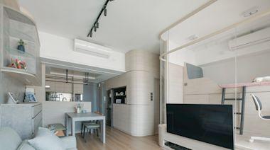 設計變法│如何多間一房而不破壞空間感