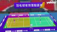 【東京奧運.玩AR】中國隊優勢不再 日本羽毛球隊包攬五金不是夢?