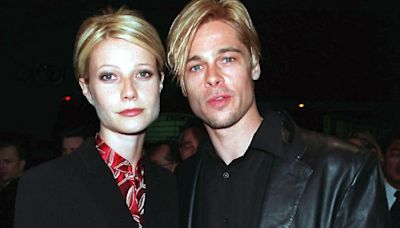 Gwyneth Paltrow reveals how she and Brad Pitt ended up with the same hairdo in the 90s