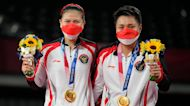Indonesian women outclass China's badminton doubles team to clinch first gold in Tokyo Olympics