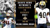 Saints Countdown to Kickoff 2021: #42-40