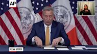 NYC to limit entry into some parks, may expand