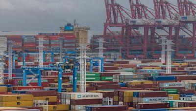 颱風燦樹遠離 大陸寧波港和舟山港恢復運作
