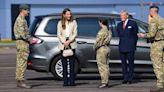 La duquesa de Cambridge retoma sus compromisos tras la vuelta al cole de George y Charlotte