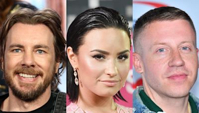 9 times celebrities were brutally honest about the ups and downs of addiction and recovery