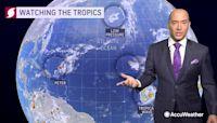 Hurricane Sam roars to life in the eastern Atlantic