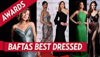 Top 5 Best Dressed Stars at the BAFTAs — Watch!