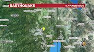 Multiple Earthquakes Rattle Sierra North of Truckee