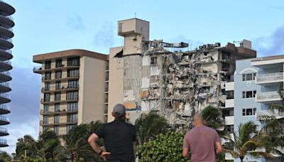 'You don't see buildings falling down in America.' So why did Surfside tower crumble?