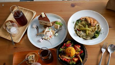 文咖啡|台中南區|左鄰右舍好厝邊的文式咖啡廳