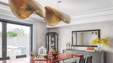 西貢一幢擁有30年歷史的獨立屋,翻身成充滿英倫風格的明亮家園