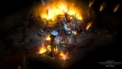 《暗黑破壞神2》重製版開放跨平台遊玩? 資深技術總監:持續調整中