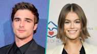 Jacob Elordi Reveals Girlfriend Kaia Gerber Cut Off His Mullet After 1 Week Of Dating