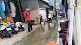 8/2大雨水淹民宅 嘉市議員提案比照莫拉克減免房屋稅