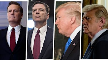 How 'The Comey Rule' Cast Compares to Their Real-Life Counterparts in the White House and FBI