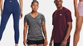 You Can Get Up to 40% Off Fall and Winter Running Gear at Under Armour's Outlet Sale