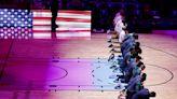 不滿開槍警察獲不起訴 NBA多場比賽以單膝下跪表達無聲抗議