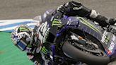 Vinales tops Jerez MotoGP test; Quartararo absent