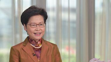 特首:有信心香港迎來更好未來