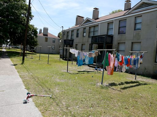 Section 8 housing program reinforces a Jim Crow pattern in the South, data shows