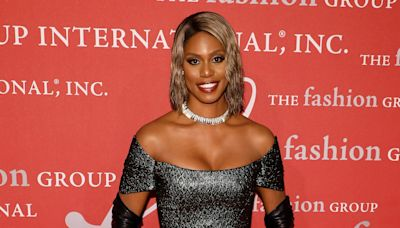 Laverne Cox reacts to recent transphobic attack: 'It's not safe if you're a trans person'