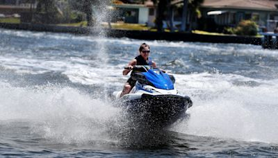 Jet Ski jerks: More and more are hitting the water
