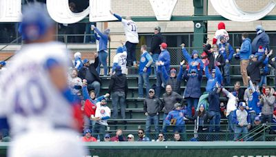 Report: Cubs, White Sox present plan for 30-percent Opening Day capacity