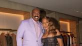 'U Need A Bra': Steve Harvey's 'Flex' Post with Wife Marjorie Harvey Goes Left When Fans Focus on Her See-Through Dress